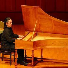 354e1886bfd8 Afternoon Concert Genzoh Takehisa (Fortepiano)BACH SPIELTE AUF DIESEM  KLAVIER